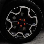 Цветные колпачки колесных болтов для Subaru (5 цветов)