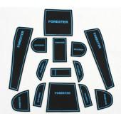 Набор ковриков для внутрисалонного пространства Forester