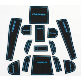 Коврики для внутрисалонного пространства Субару Форестер 4