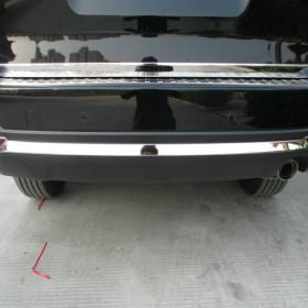 Комплект хром молдингов двери багажника и заднего бампера Субару Форестер