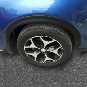 Накладки на арки колес Субару Форестер