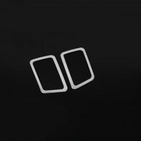 Накладки на верхние вентиляционные отверстия Субару ХВ, Форестер