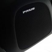 Шильдики на динамики дверей Prius