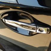 Накладки на ручки дверей Prius