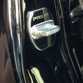 Накладки дверных петель для Тойота Приус 30