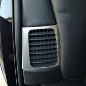 Накладка на задний воздуховод Prius