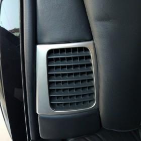 Накладка на воздуховод задних пассажиров Тойота Приус 30