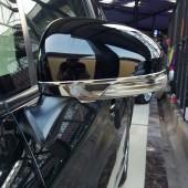 Молдинг боковых зеркал Prius