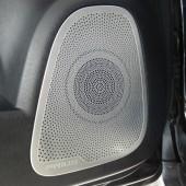 Накладки на динамики дверей Prius