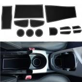 Коврики для ниш салона и багажника Prius