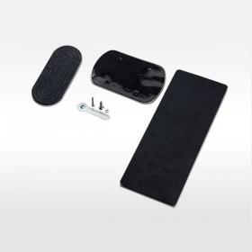 Алюминиевые накладки на педали для Тойота рав4
