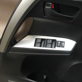 Накладки на подлокотники дверей Тойота рав4