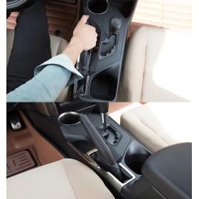Обрамление зоны ручника Тойота рав4