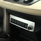 Накладка на центральную консоль RAV4
