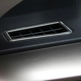 Накладки на верхние вентиляционные отверстия Тойота рав4