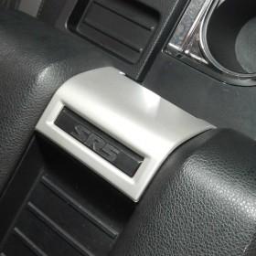 Хром накладка на ручку центрального подлокотника Тойота Тундра