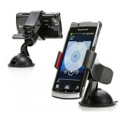 Автомобильный держатель для телефона/навигатора/планшета