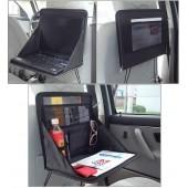 Складная сумка-столик для задних пассажиров