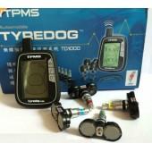 Система контроля давления и температуры в шинах Tyredog TD-1000A-I (внутр. датчики)
