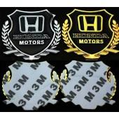 Шильдик MOTORS с эмблемой марки (19 вариантов)