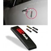 Защитные наклейки на двери с логотипом (16 вариантов)