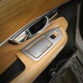 Окантовки кнопок управления стеклами Вольво XC90