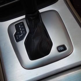 Накладка на коробку автомат Вольво хс90 2002-2014