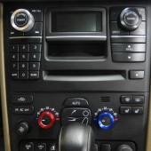 Кольца на ручки управления кондиционером и аудио XC90