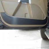 Защитные наклейки на двери XC90
