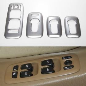 Обрамления кнопок управления стеклами Вольво хс90 2002-2014