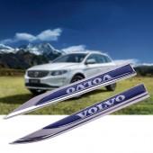 Шильдики на крылья Volvo