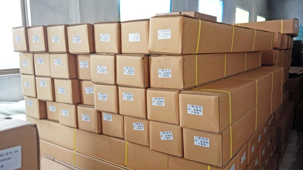 iEAST.ru производство накладок в Китае