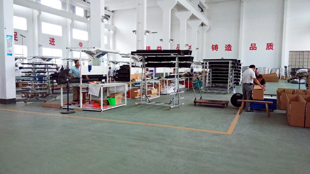 iEAST.ru пороги завод в Китае