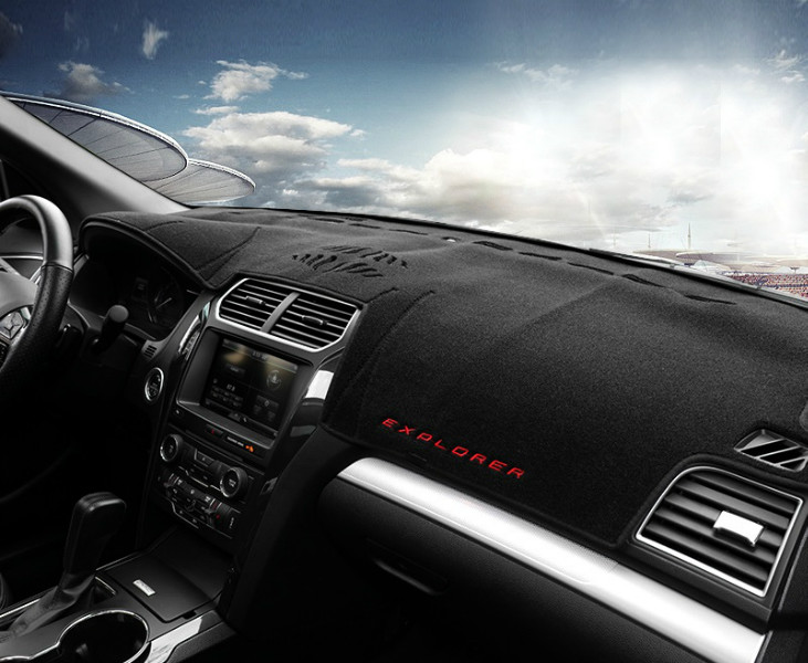 Find Front Dashboard Panel Mat Protective Cover From Sun